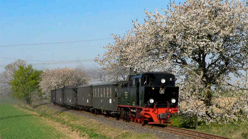 Anreise & Mobilität - Mansfelder Bergwerksbahn