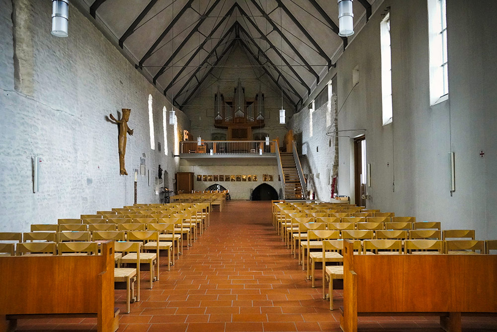 Lutherstadt Eisleben - Klosterkirche Kloster Helfta