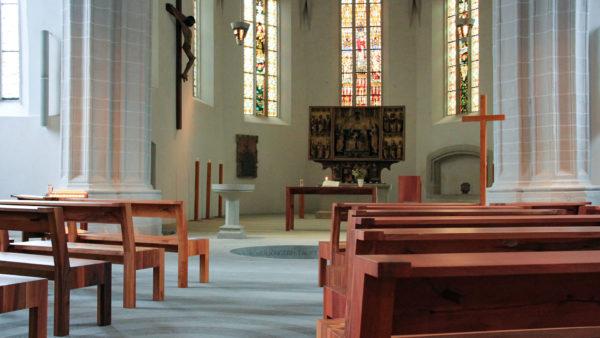 Lutherstadt Eisleben - St. Petri-Kirche (Zentrum Taufe)
