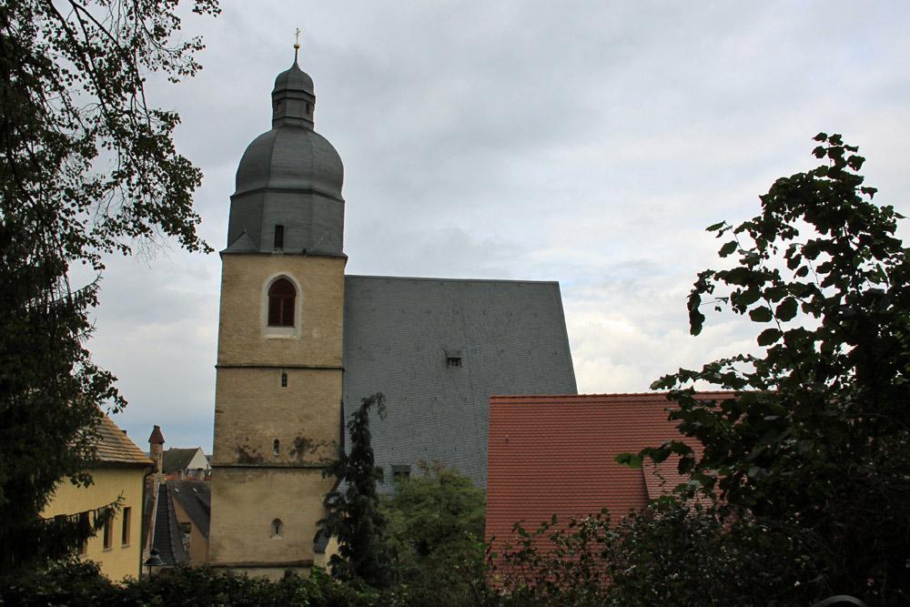 Eisleben - St. Petri Pauli Kirche (Zentrum Taufe)