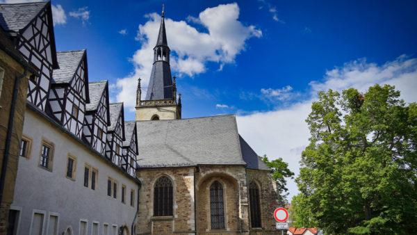Lutherstadt Eisleben - St. Annenkirche