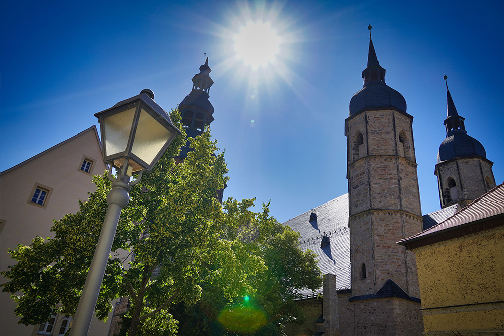 St. Andreas-Kirche, Lutherstadt Eisleben ©SMG