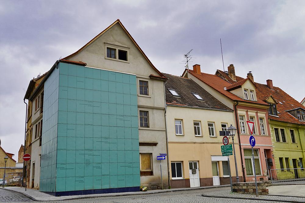 Luther und die Medienrevolution, Lutherstadt Eisleben