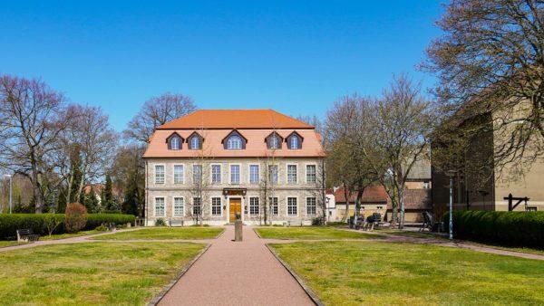 Hettstedt - Humboldt Schloss Mansfeld-Museum©SMG