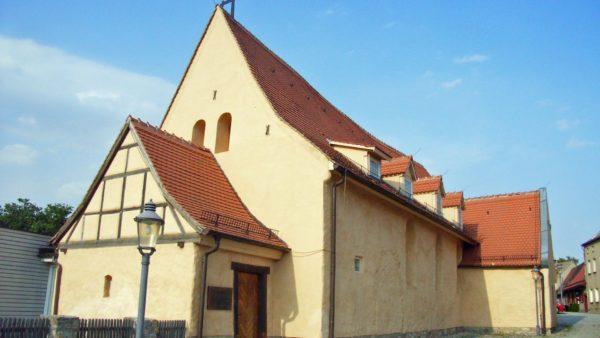 Hettstedt - St. Gangolfkirche