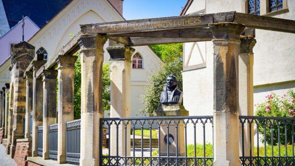 Eisleben & Mansfeld - Luthergedenkstätten
