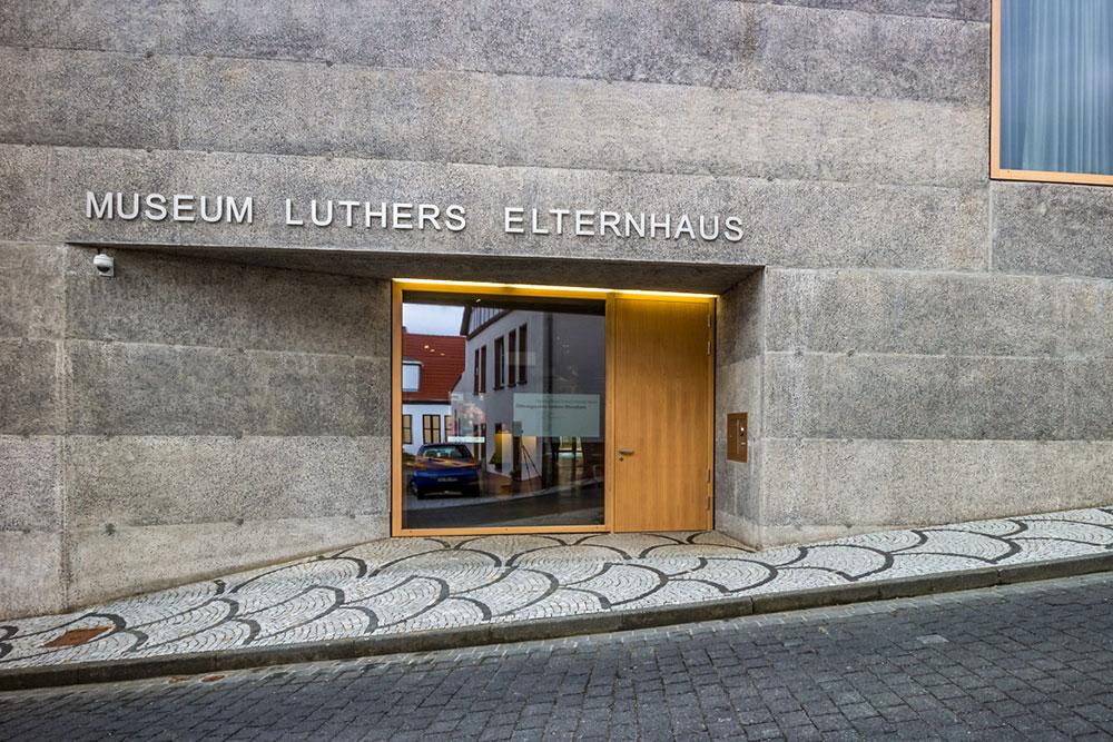 Luthergedenkstätten - Luthers Elternhaus