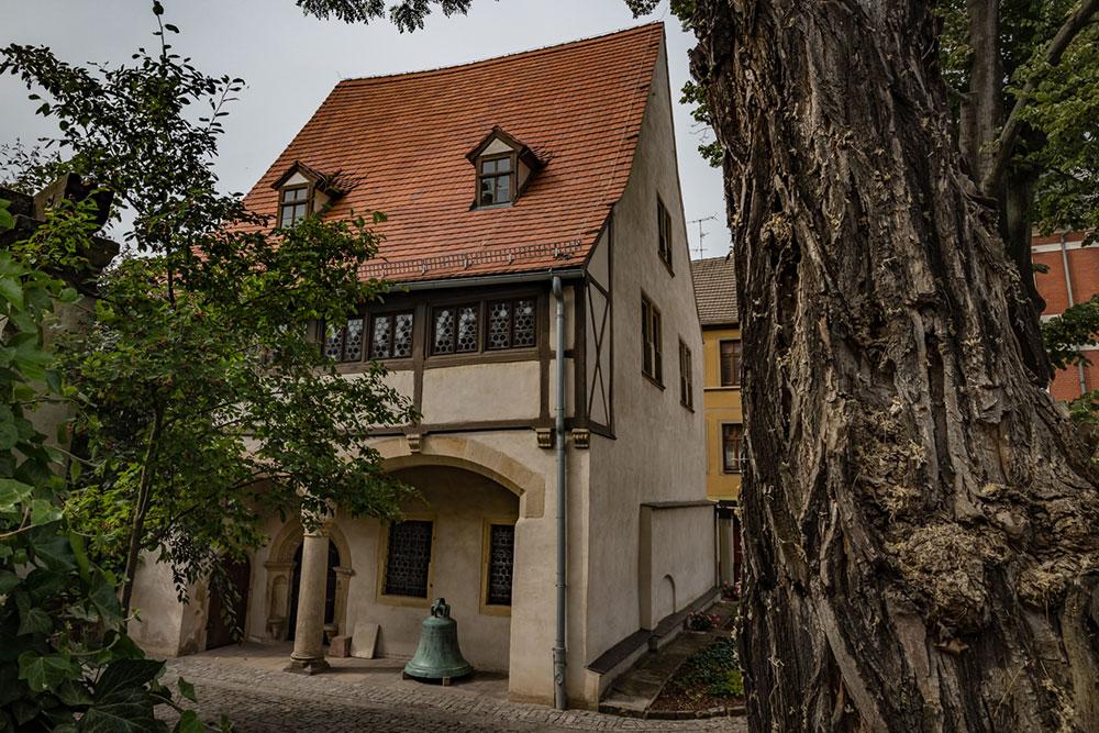 Luthergedenkstätten - Luthers Geburtshaus