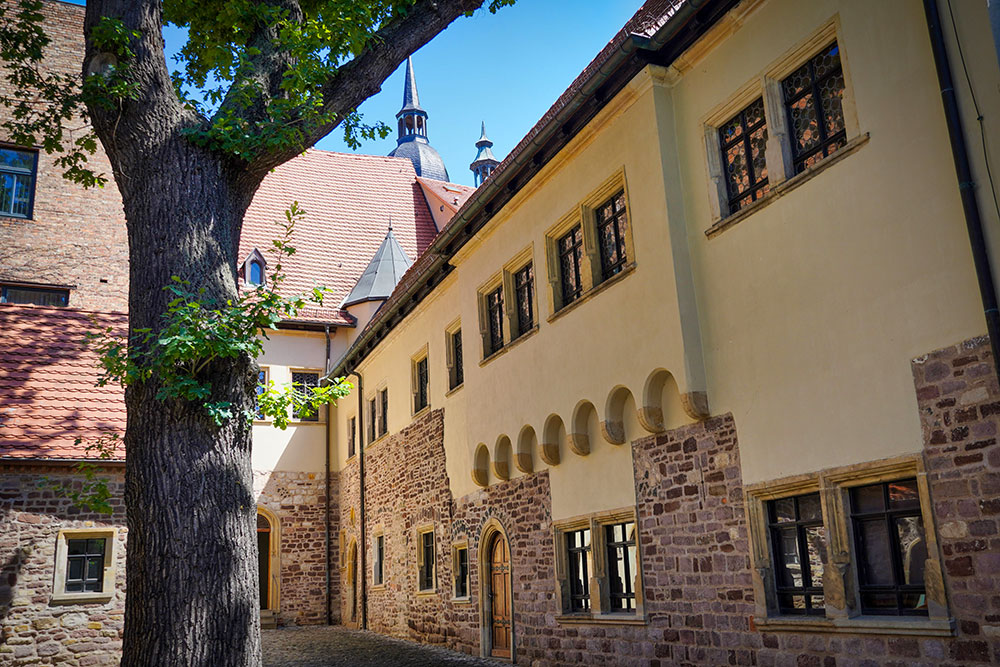 Luthergedenkstätten - Luthers Sterbehaus