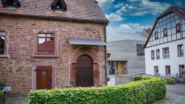 Mansfeld - Museum Luthers Elternhaus