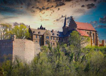 Mansfeld - Begegnungsstätte Schloss Mansfeld