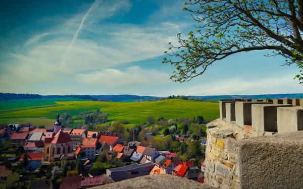 Mansfeld Lutherstadt - Schloss