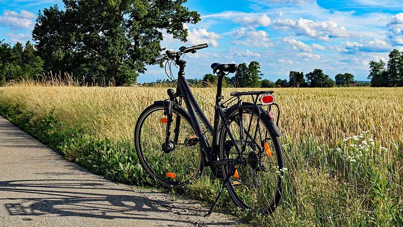 Anreise & Mobilität - Fahrradverleih