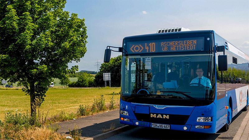 Anreise & Mobilität - Bus