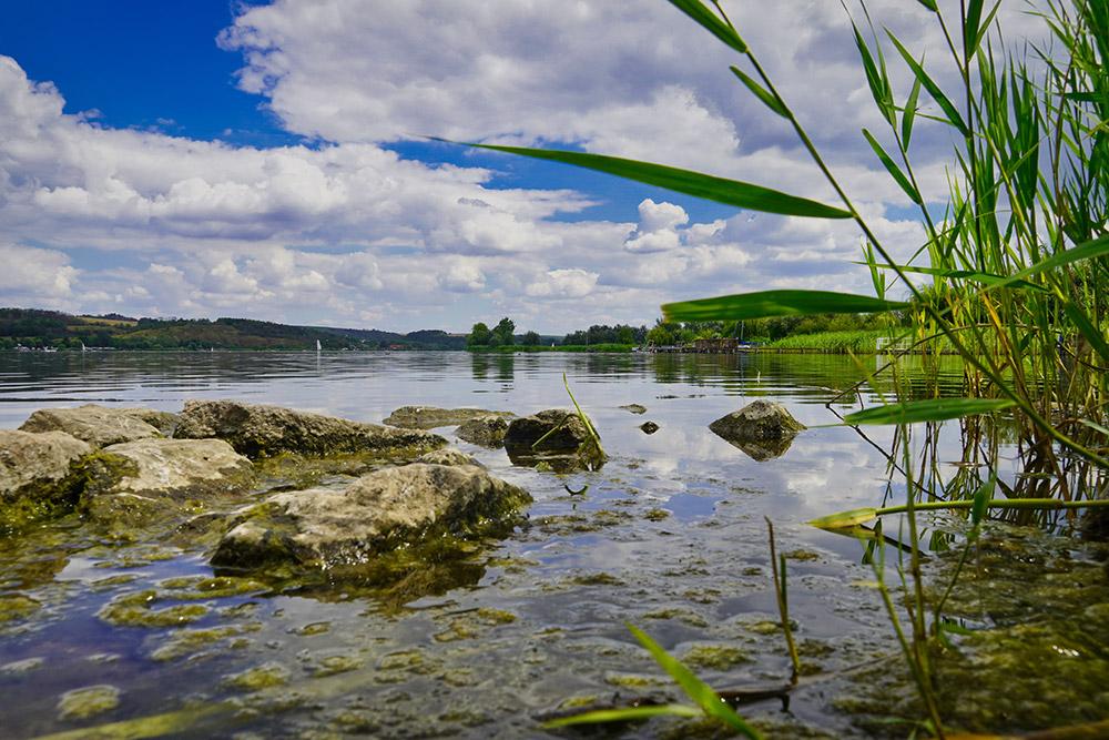 Mansfelder Land - Süßer See bei Aseleben