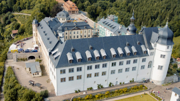 Südharz - Schloss Stolberg